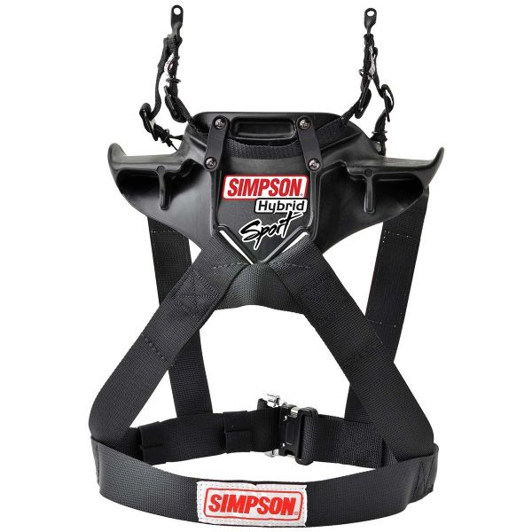 Simpson Hybrid Sport Head Restraint